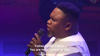 Solomon Lange Ministering Live at Worship His Majesty Conference 2019