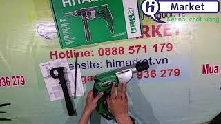Máy khoan điện Hitachi D13VH   Máy hàn  0888 571 179 HIMARKETVN