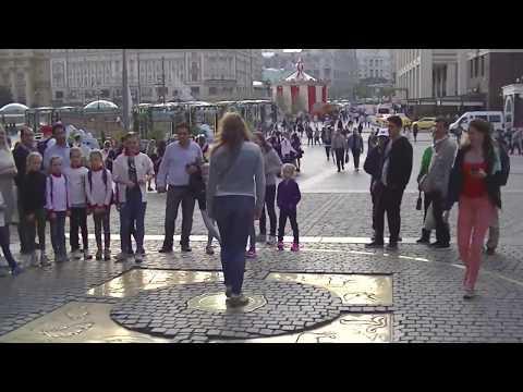 Нулевой километр в Москве