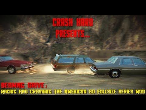BeamNG Drive - Racing & Crashing The American 80 Fullsize Series MOD  