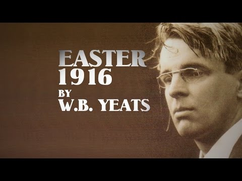 yeats easter rising and ideal world