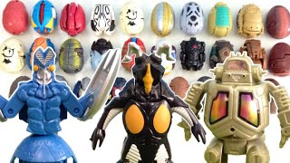 Ultraman Egg Toys Collection Kaiju Dinosaurs Monsters Robots ,Zetton,Baltan, ウルトラエッグ 怪獣