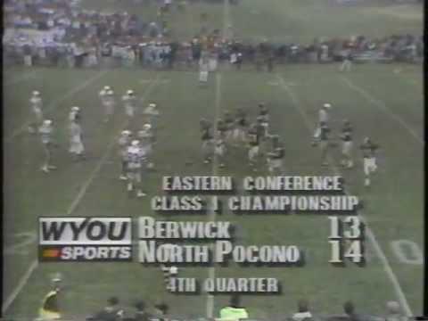 1991 Eastern Conference Final - Berwick Bulldogs Vs. North Pocono Trojans