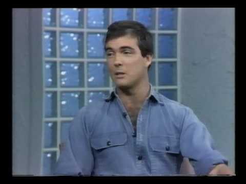 Ray Martin interviews James Blundell (1987)