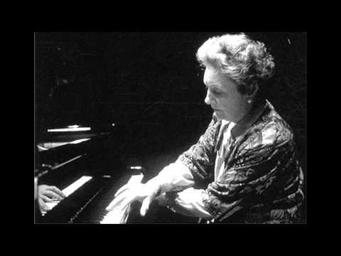 Chopin - Prelude Op. 28 No. 4 - Moura Lympany