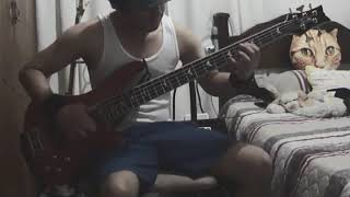 Bass Solo without drums! Slap it!