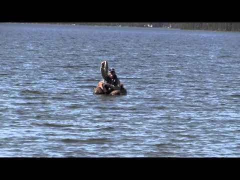 Shoshone Lake Fishing - Yellowstone