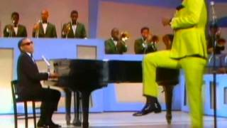 """Billy Preston & Ray Charles """"2x stab Love Me Again"""" LIVE (John Newman song) Double O Soul"""