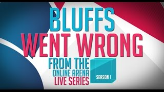 Top 5 Bluffs Went Wrong in the Online Season of the Global Poker League