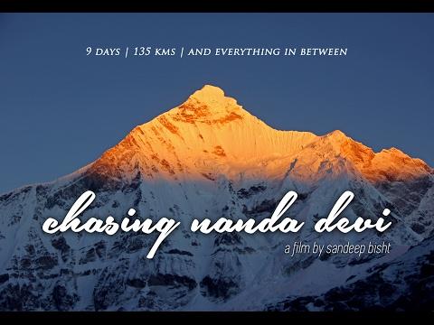 Chasing Nanda Devi - Movie