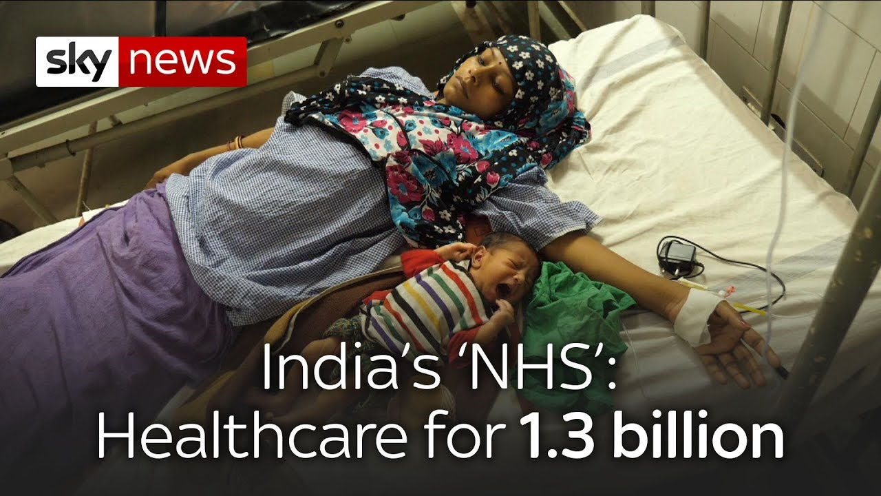 Special Report: Modicare - India's version of the NHS