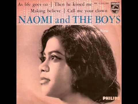 1966年 Naomi & The Boys -「 As Life Goes On」专辑 (4首)
