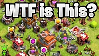 WTF is This Account? - What to do? TH7 Pushing? Fix That Rush?TH7 Lets Play? - Clash of Clans