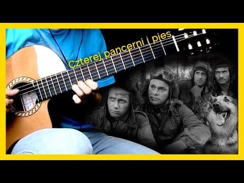 Edmunt Fetting - Deszcze niespokojne gitara solo TABY/NUTY