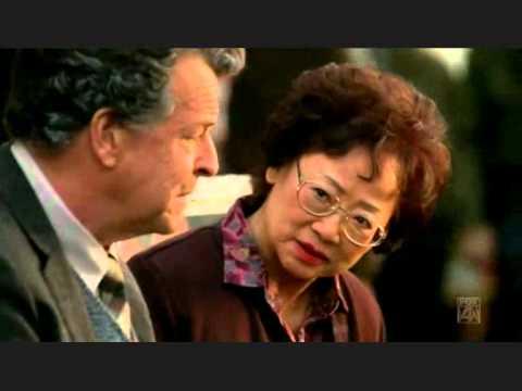 Walter Bishop gets lost at Chinatown