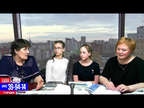В эфире: Антонина Маркова