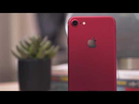 #ايفون_7_احمر احجز الآن   Red iPhone 7