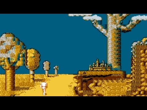 Faxanadu (NES) Playthrough - NintendoComplete