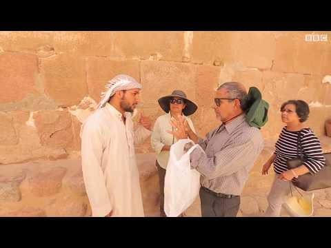 Harmonious relations between  muslims and christians at mount Sinai , Egypt (English subs)