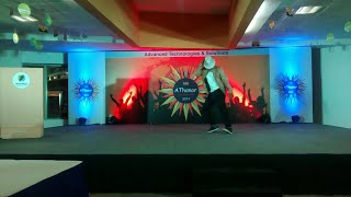 Bang Bang Title Song   Solo Dance Performance   Tribute to Micheal Jackson and Hrithik