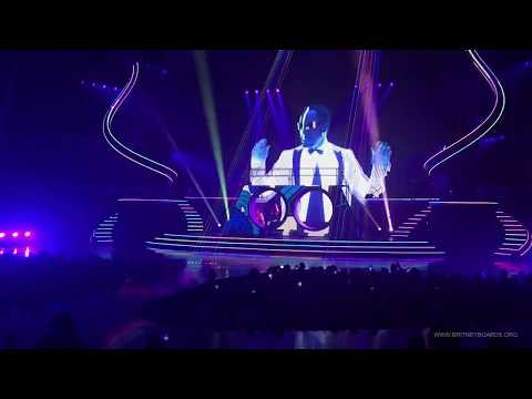 09 Scream & Shout & Boys Britney Spears  Piece of Me May 6, 2017