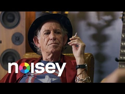 Guitar Moves with Keith Richards (Part 2)
