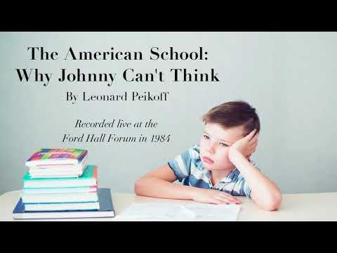Why Johnny Can't Sleep
