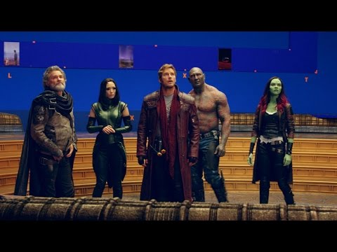 'Guardians of the Galaxy Vol. 2' Behind The Scenes