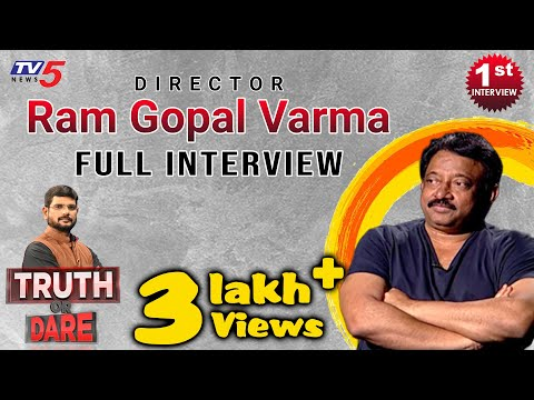 TV5 Murthy Truth or Dare With Ram Gopal Varma | Exclusive | TV5 News