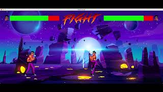 Death Doula - MultiPlayer Online Pygame Street Fighter Type Fighting Game -