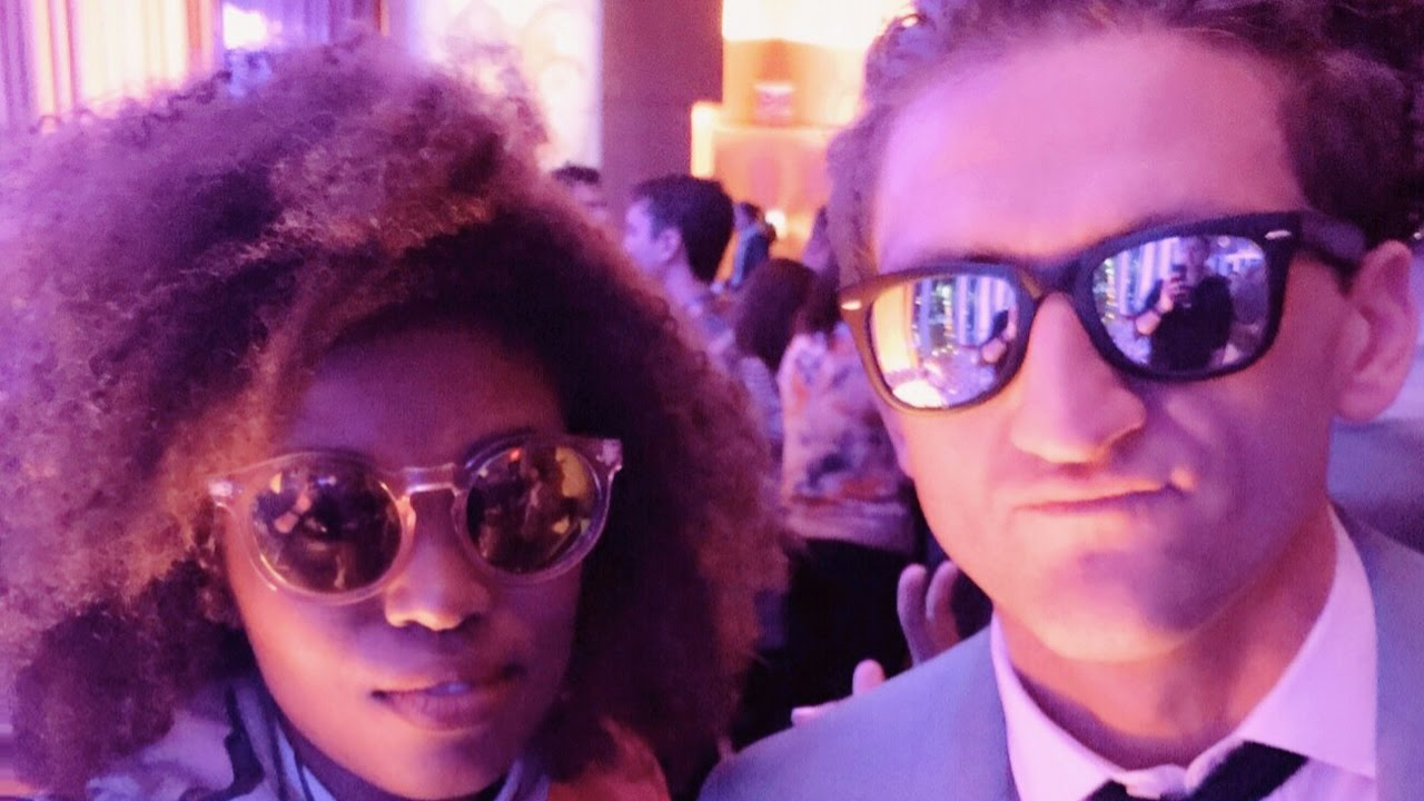 2ee08a673e An Homage to Casey Neistat-- NYC Samsung Event -
