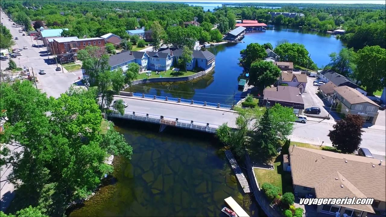 Fenelon Falls And Bobcaygeon Youtube
