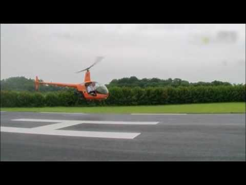 The Best in Environment : GuangDong General Aviation Base of Emergency Rescue in China