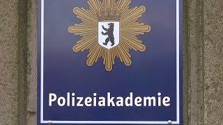 BERLINER POLIZEIAKADEMIE: Polizeischüler brauchen mehr Deutschunterricht
