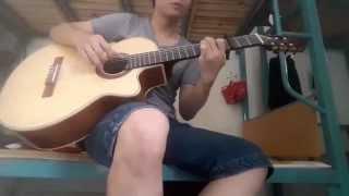 Tôi Thấy Hoa Vàng Trên Cỏ xanh OST 2-Guitar cover by HT