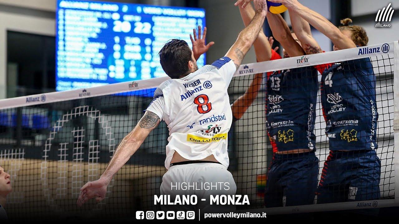 Coppa Italia, highlights Milano - Monza