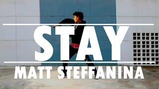 STAY - Zedd ft Alessia Cara Dance Cover Choreography | @MattSteffanina X @MeganBatoon
