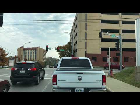 20171106 Monday Drivelapse Kansas City Metro Area