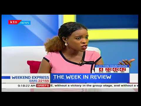 Download Youtube: What commissioner Roselyn Akombe's resignation dims of the forthcoming elections: Week in Review