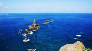神威岬、アイヌの悲恋を感じさせる歌ですね 又、あの岬に行って見たいも...