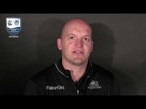 Positive Coaching Scotland: Gregor Townsend Interview