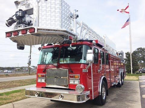 Truck Talk with Aurora (IL) Fire Department