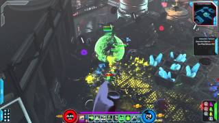 Marvel Heroes One-Shot Terminal Vibranium Mine - Hulk Smash