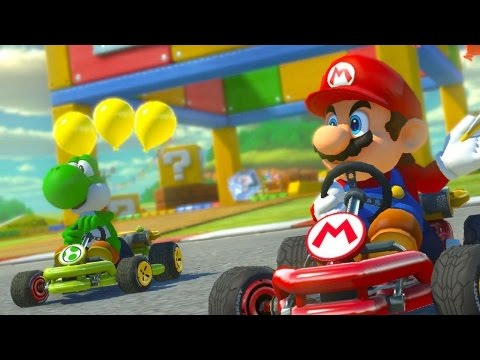 Mario Kart for PC Archives