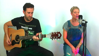 Download NSYC Acoustic Duo - Titanium by Sia. MP3 song and Music Video
