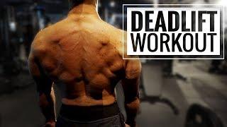 Punggung Perkasa Dengan Latihan DEADLIFT |  160KG  BROO | Leg Day [GYMANIAC PHAT]