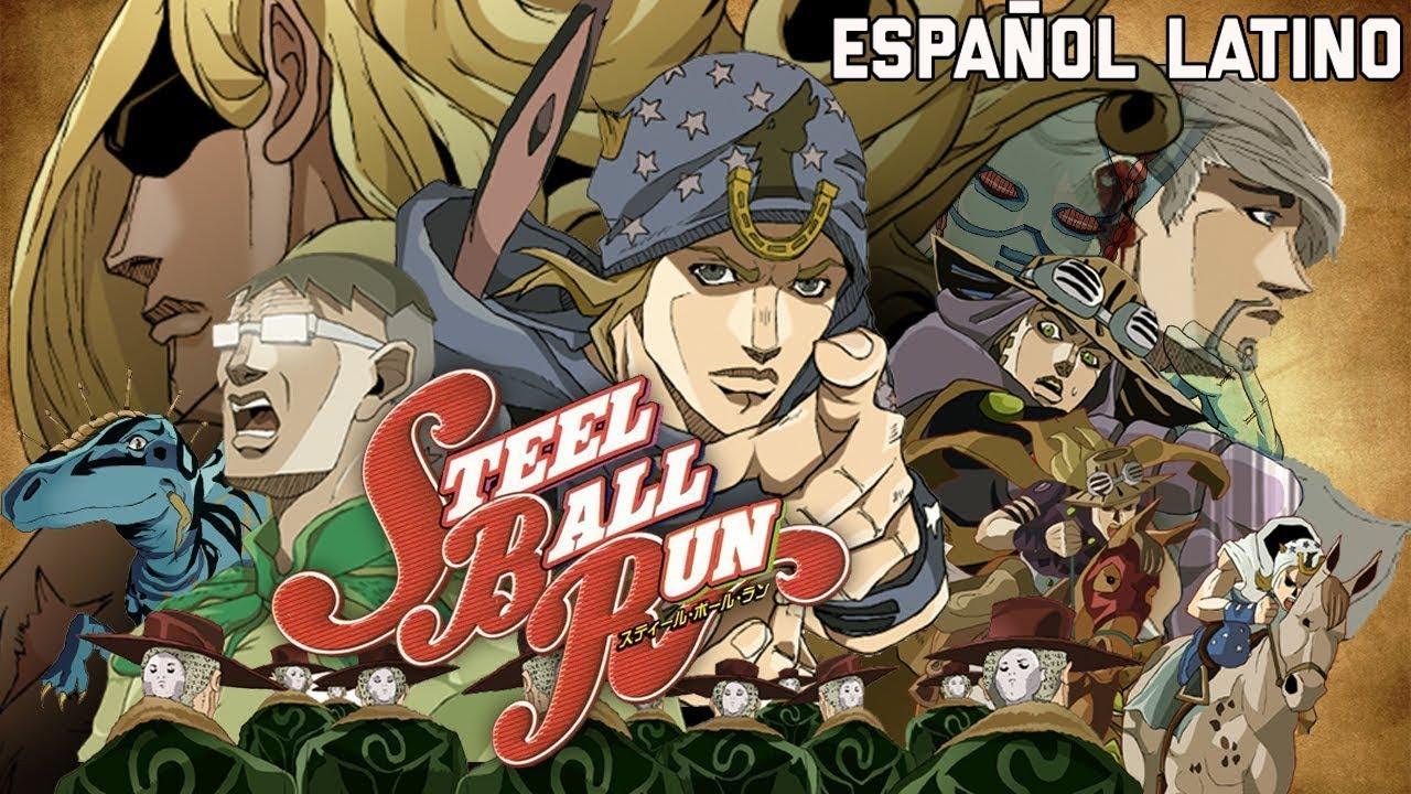 Steel Ball Run - Fan-tráiler Español Latino - YouTube