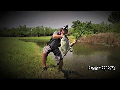 Blowgun Fishing Expert And Inventor