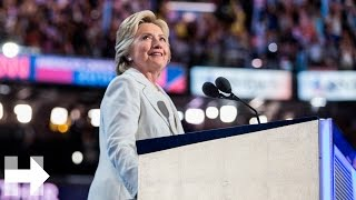 Hillary Clinton accepts the Democratic Party's nomination for president   Hillary Clinton