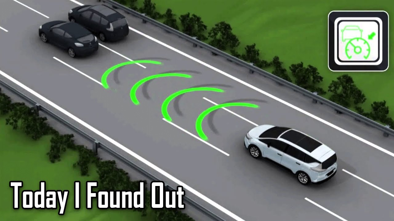 The Blind Man Who Invented Cruise Control - YouTube